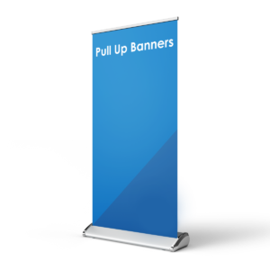 Deluxe Pull-Up Banner